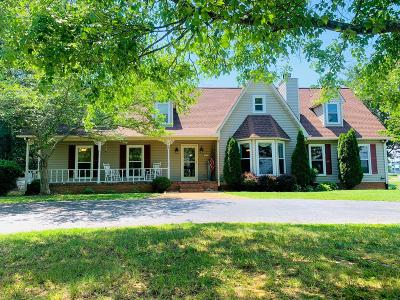 Smyrna Single Family Home For Sale: 102 McNairy Lane