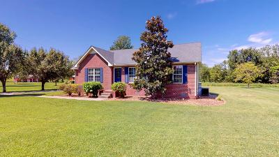 Wilson County Single Family Home Active Under Contract: 292 Old Shannon Rd