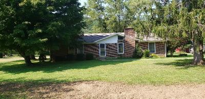 Pulaski Single Family Home Active Under Contract: 818 Haywood Rd