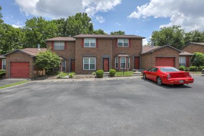 Antioch Condo/Townhouse For Sale: 485 Hickory Glade Dr