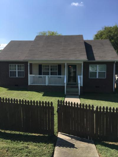 Madison Single Family Home For Sale: 226 Larkin Springs Rd