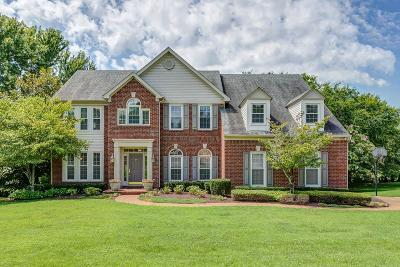 Franklin, Brentwood Single Family Home For Sale: 323 Springhouse Cir