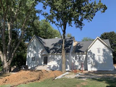 Nashville Single Family Home For Sale: 120 Heady Dr