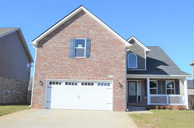Clarksville TN Single Family Home For Sale: $274,857