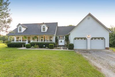 Williamson County Single Family Home For Sale: 2545 Plainview Pvt Lane