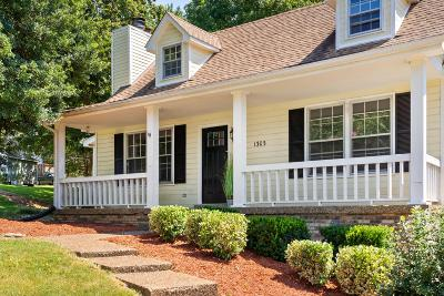 Clarksville TN Single Family Home For Sale: $195,900