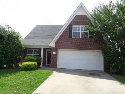 Rutherford County Rental For Rent: 827 Kanatak Lane