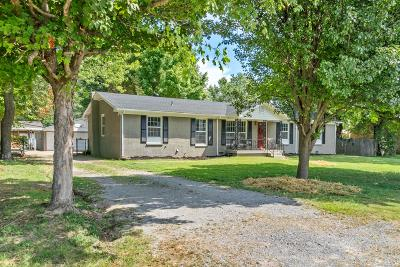 Clarksville Single Family Home For Sale: 304 Tiny Town Rd