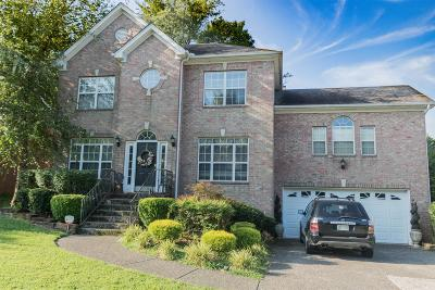 Hendersonville Single Family Home Active Under Contract: 148 Coarsey Blvd