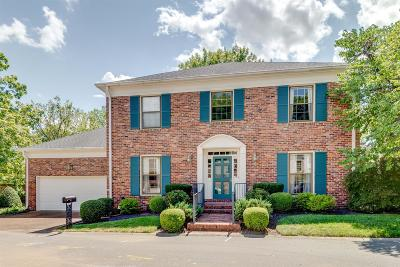 Green Hills Single Family Home For Sale: 4114 Legend Hall Drive
