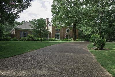 Hohenwald Single Family Home For Sale: 868 Columbia Hwy