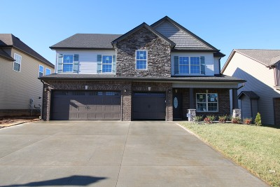 Single Family Home Active Under Contract: 329 Summerfield