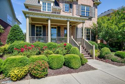 Franklin Single Family Home For Sale: 1714 Townsend Blvd