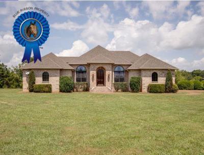 Decherd Single Family Home For Sale: 595 Williams Street
