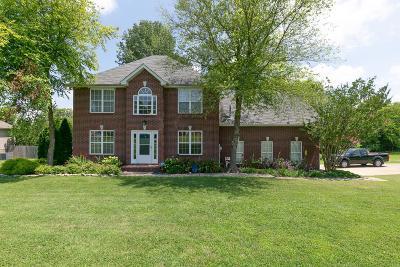 Lebanon Single Family Home For Sale: 419 Tucker Trice Blvd