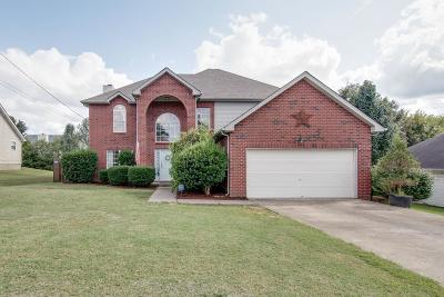 Rutherford County Single Family Home For Sale: 1723 Jimmy Cove