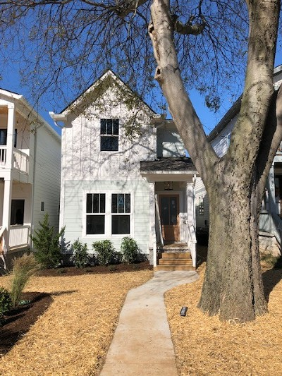 Nashville Single Family Home For Sale: 4712A Michigan Ave