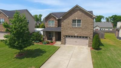 Murfreesboro Single Family Home For Sale: 4310 Roxburghe Ct