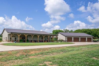 Maury County Single Family Home For Sale: 2348 Tom Fitzgerald Rd