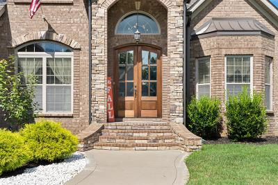Clarksville Single Family Home For Sale: 2452 Settlers Trce