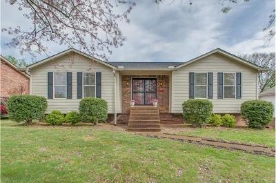 Antioch Single Family Home For Sale: 544 Roxanne Dr
