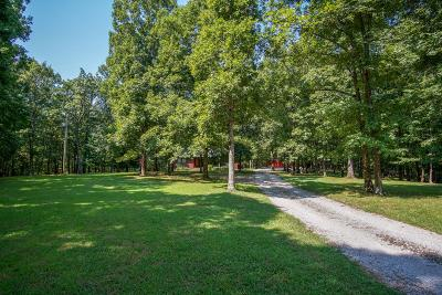 Maury County Single Family Home For Sale: 4759 Ridgetop Road
