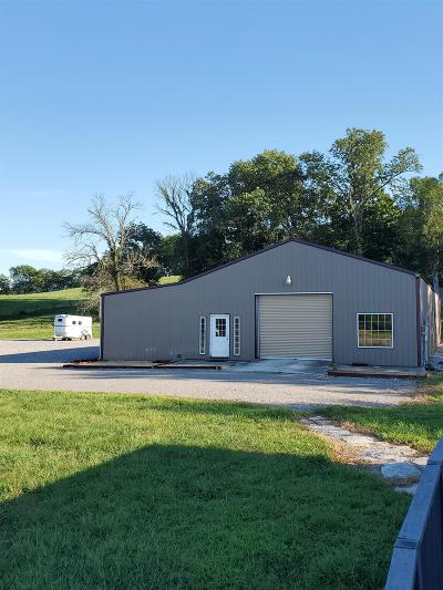 Marshall County Single Family Home For Sale: 7340 Delina Rd