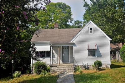 Lewisburg Single Family Home For Sale: 570 Franklin Ave