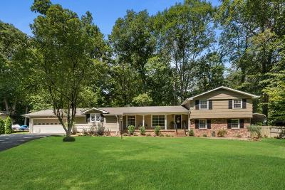 Hendersonville Single Family Home For Sale: 585 Indian Lake Rd