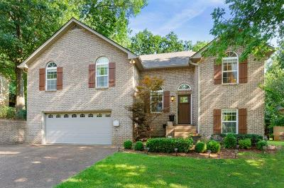 Sumner County Single Family Home For Sale: 107 Bentree Dr