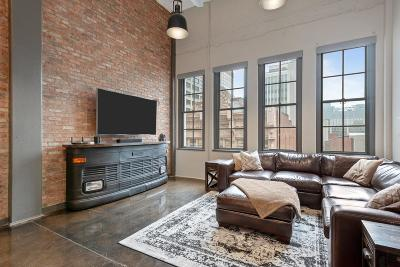 Nashville Condo/Townhouse For Sale: 239 5th Ave N Apt 506 #506