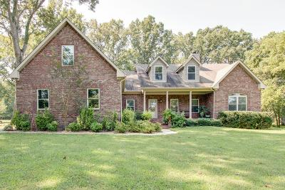 Murfreesboro Single Family Home For Sale: 6629 Burnt Knob Rd