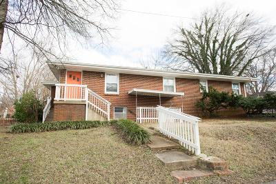 Nashville Single Family Home For Sale: 1800 Shelby Ave