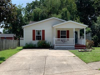 Antioch Single Family Home For Sale: 1137 Brittany Park Ln
