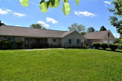 Cookeville Single Family Home For Sale: 3675 Mirandy Rd