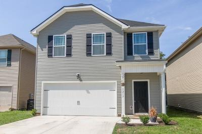Murfreesboro Single Family Home For Sale: 1217 Catawba Way