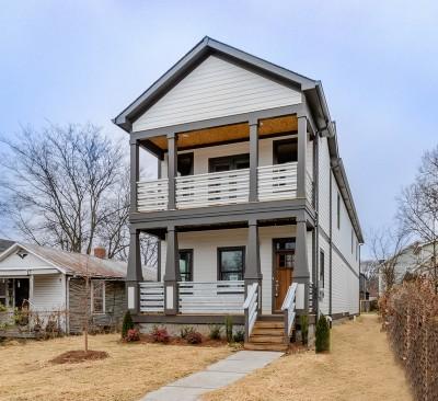 Nashville Single Family Home For Sale: 6002 Louisiana Ave
