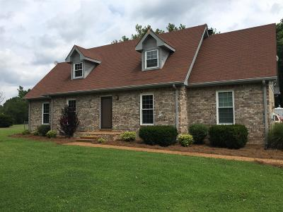 Mount Juliet Single Family Home For Sale: 108 Bland Dr