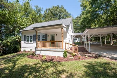 Madison Single Family Home For Sale: 1003 Neelys Bend Rd