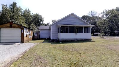 Single Family Home For Sale: 421 Riverview Dr