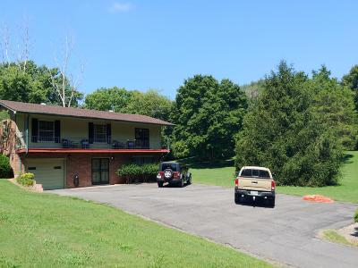 Clarksville Single Family Home For Sale: 324 Old Dunbar Cave Rd