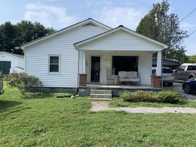 Smithville Single Family Home For Sale: 217 Adams St