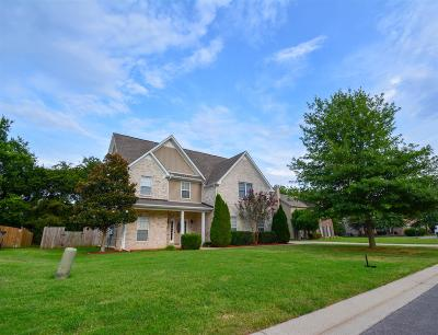 Murfreesboro Single Family Home For Sale: 1823 Potters Ct