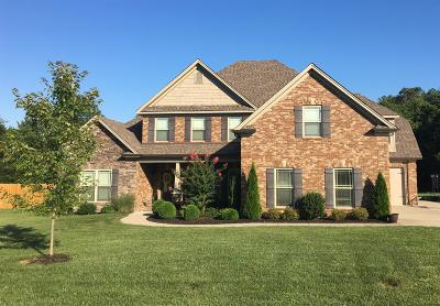 Murfreesboro Single Family Home For Sale: 8013 Shelly Plum Dr