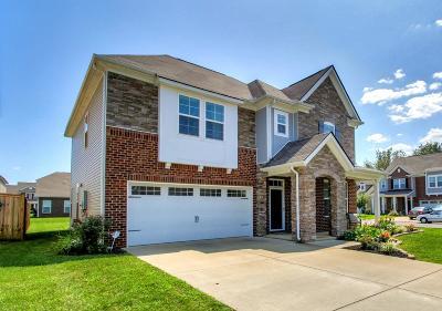 Murfreesboro Single Family Home For Sale: 3329 Milkweed Dr