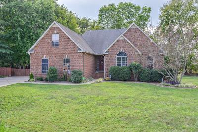 Murfreesboro Single Family Home For Sale: 317 Dunroe Ct