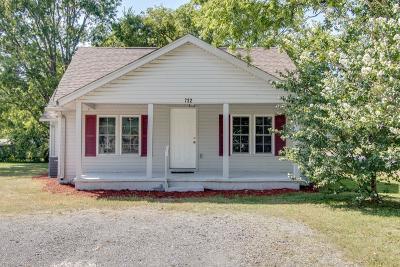 Lebanon Single Family Home For Sale: 732 Cole Ave