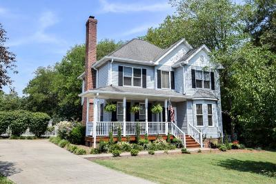 Sumner County Single Family Home For Sale: 505 Old Hwy 31 E