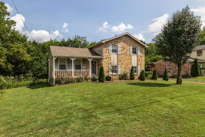Nashville Single Family Home For Sale: 5408 Country Dr