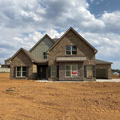Murfreesboro Single Family Home For Sale: 1102 Watercress Court